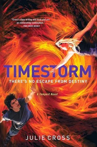Timestorm by Julie Cross
