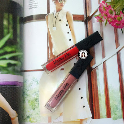 Trend Lipstik Liquid - Sleek Matte Me