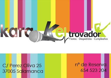 EL TROVADOR KARAOKE