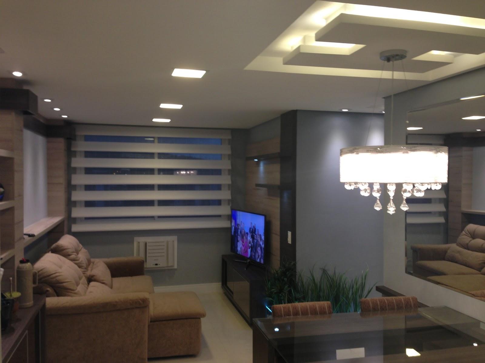 Sala De Jantar Usada Poa Rs ~  Arquitetura  Interiores  Iluminação Apartamento PORTO ALEGRERS