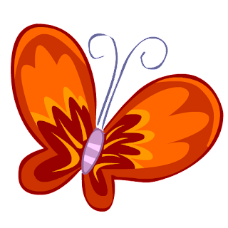 how to make a butterfly emoji