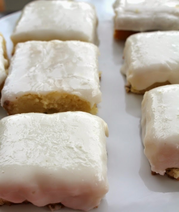 lemon brownies recipes