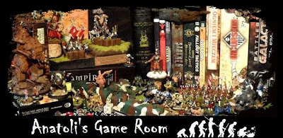 Anatoli's Game Room