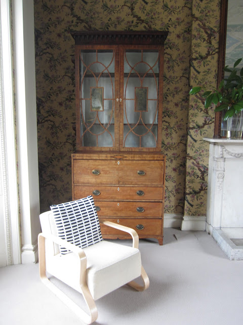 Furniture in Pitzhanger Manor, Ealing