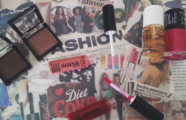 Make Up Gallery from Poundland