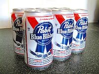 What people will do for a Pabst Blue Ribbon!