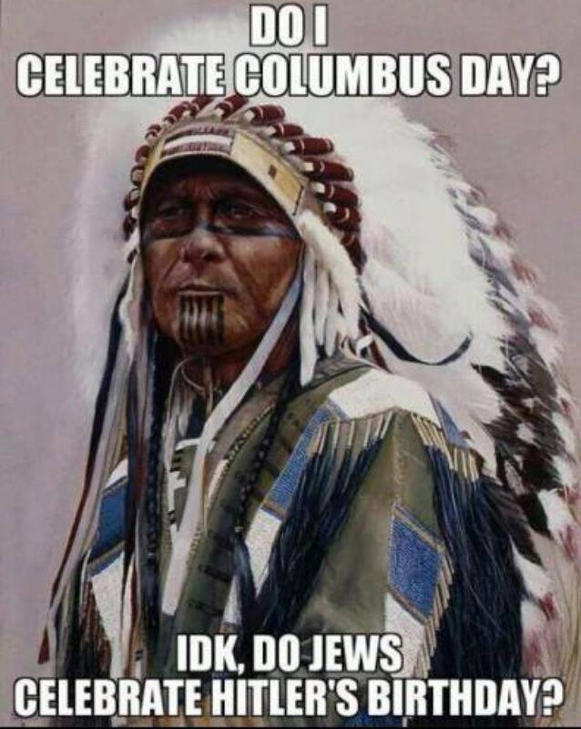 americans should celebrate columbus day Major cities are changing or cancelling columbus day only to placate their political base.