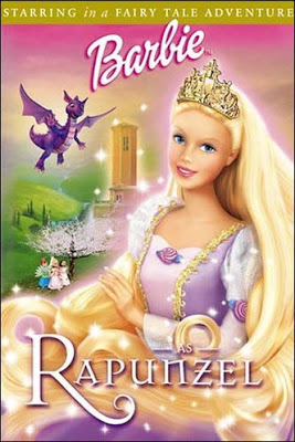 Barbie: Princesa Rapunzel – DVDRIP LATINO