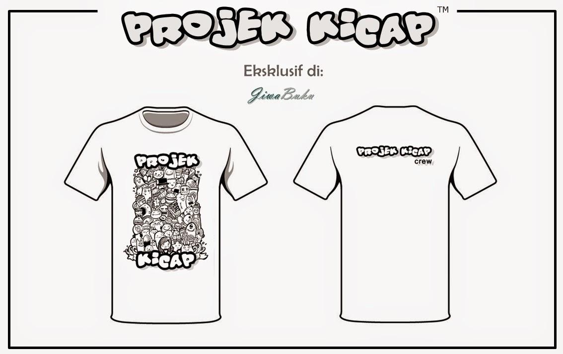 T-shirt Projek Kicap