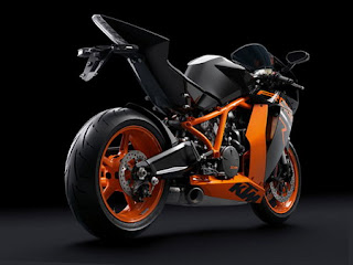 KTM 1190 RC8R Motorcycle