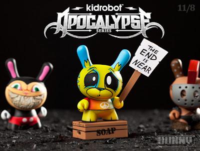 Kidrobot Apocalypse Dunny Series