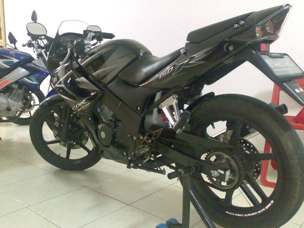 Picture of Gambar Ninja 150rr
