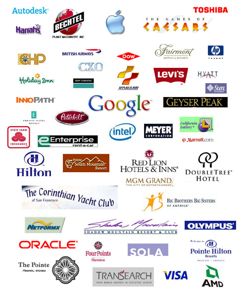 Company Logos with Name