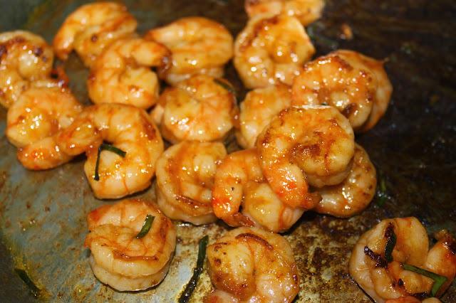 Comment faire un Le Risotto au Curry Rouge et aux Crevettes