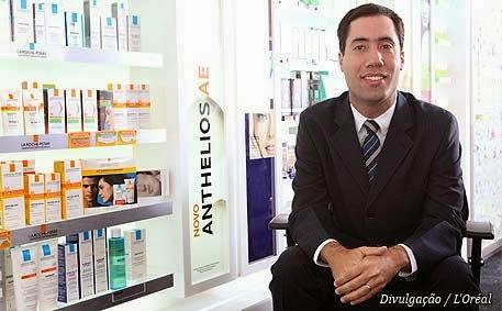 Novo Gerente comercial L'Oréal DCA