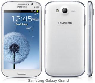 Harga handphone android Samsung Galaxy Grand I9082