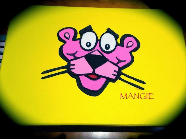 Caja Pantera rosa