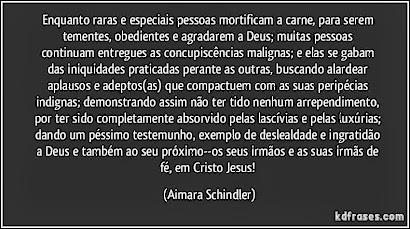 O REMANESCENTE FIEL SEMPRE PERSEVERÁ EM TEMOR, OBEDIÊNCIA E ADORAÇÃO A DEUS!