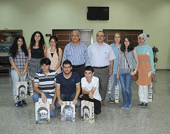 tarsus belediyesi öğrencilere hediye verdi