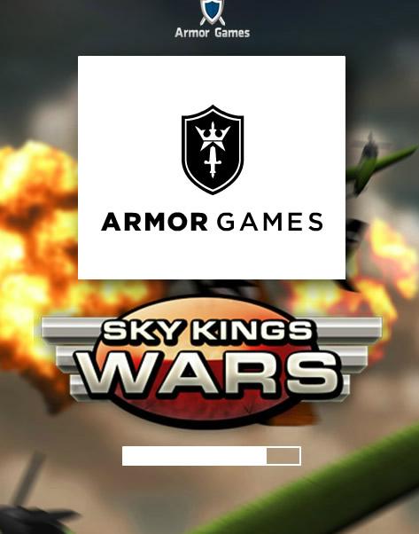 Armor Game : Sky Kings Wars