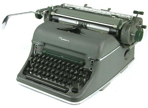 oz typewriter on this day in typewriter history ci. Black Bedroom Furniture Sets. Home Design Ideas
