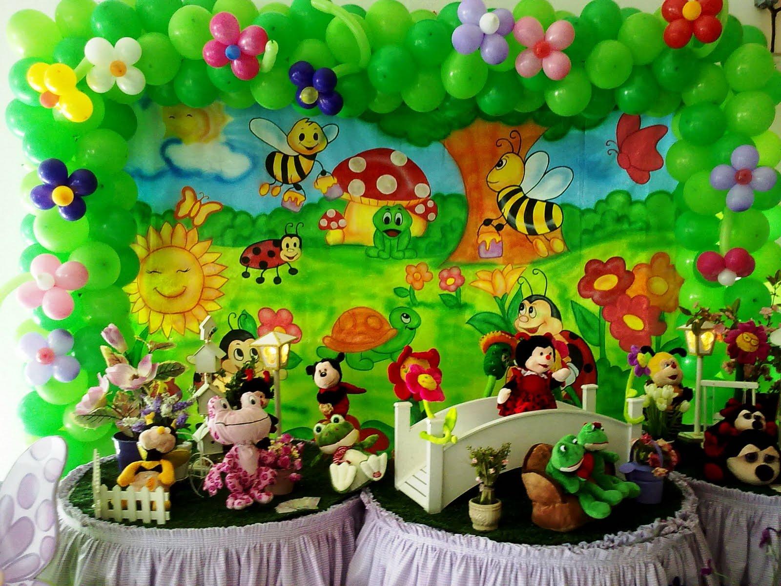 decoracao quarto de bebe jardim encantado : decoracao quarto de bebe jardim encantado: Fada dos Sonhos : Decoração Jardim Encantado – By Renata Stein