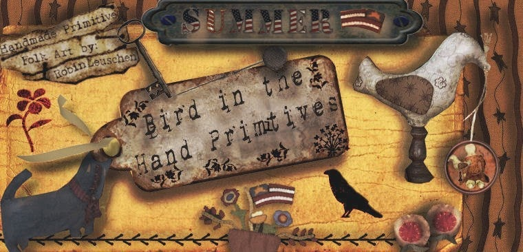 Bird In The Hand Primitives