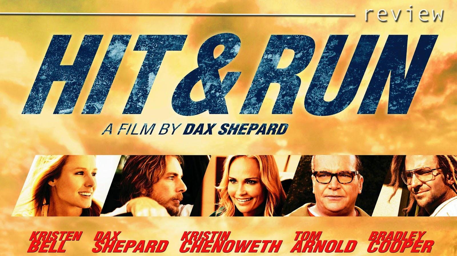 amusings hit and run movie review