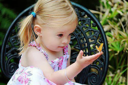 belleza-armonía-niña