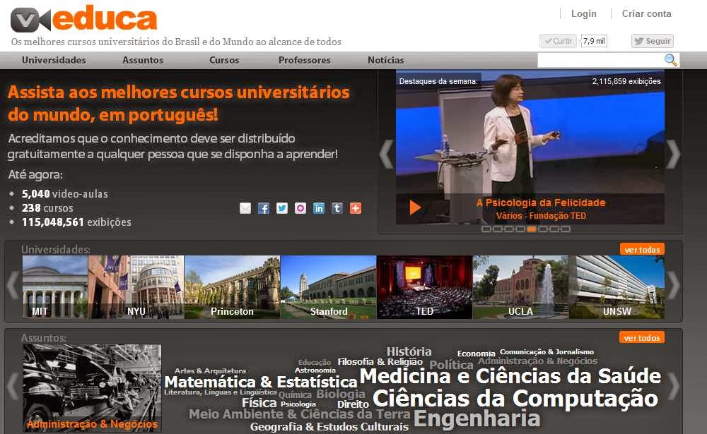 Brasil ganha seu primeiro curso online, gratuito e em massa de Humanas