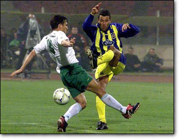 washi Nostalji: Fenerbahçenin En Farklı Bursa Galibiyetinde Atılan O Gol