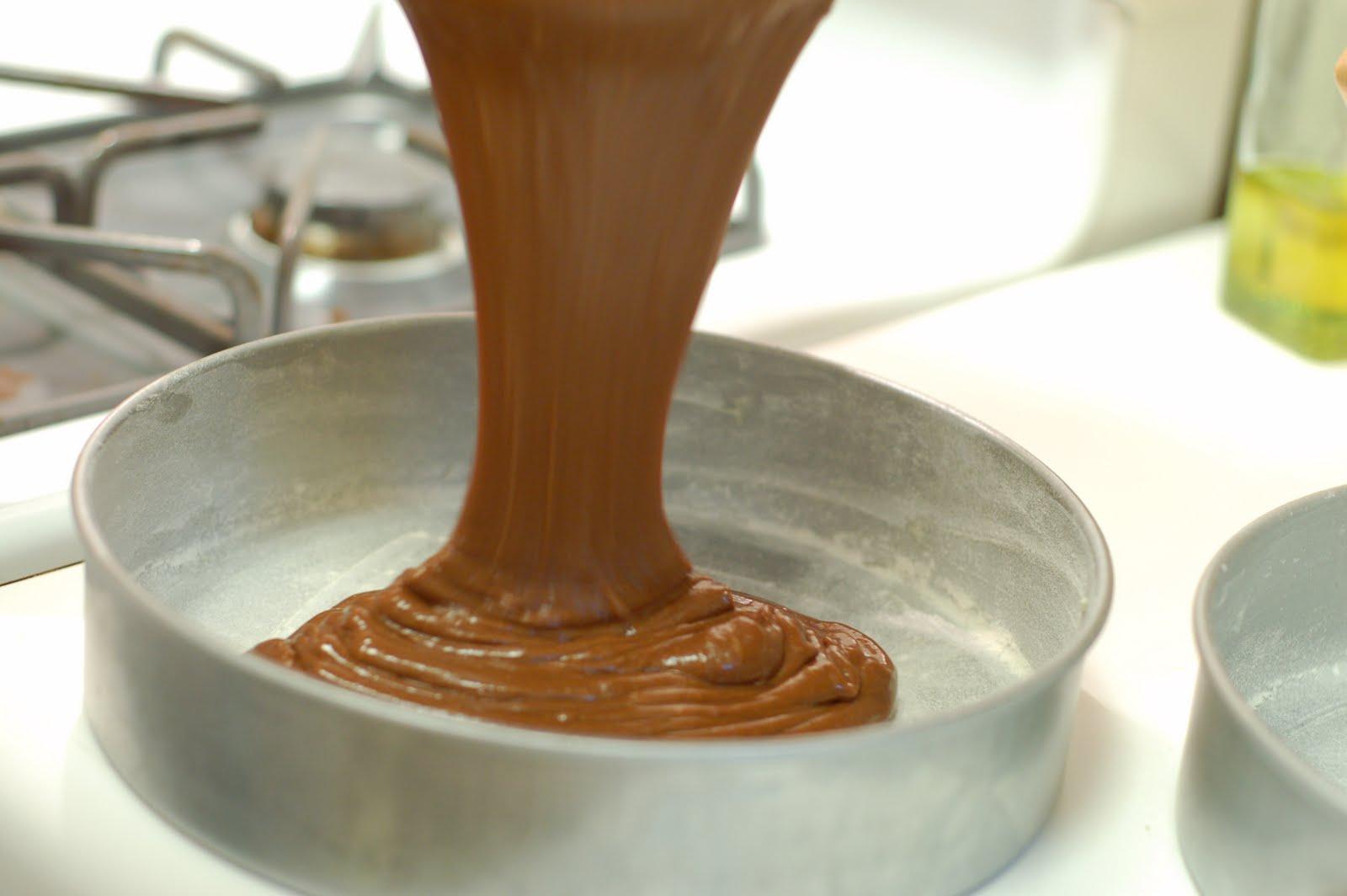 Chocolate Mayonnaise Cake | lbs good spoon