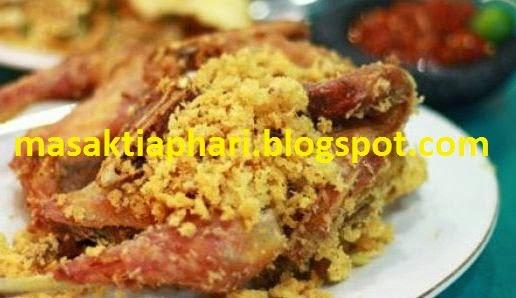 ayam goreng kremes renyah