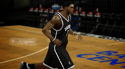 NBA2K14 Joe Johnson Cyberface Patch