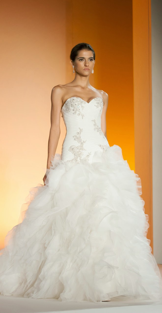 The Most Beautiful Wedding Gowns 60 New  ucJade ud is