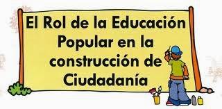 Acercándonos a la Educación Popular