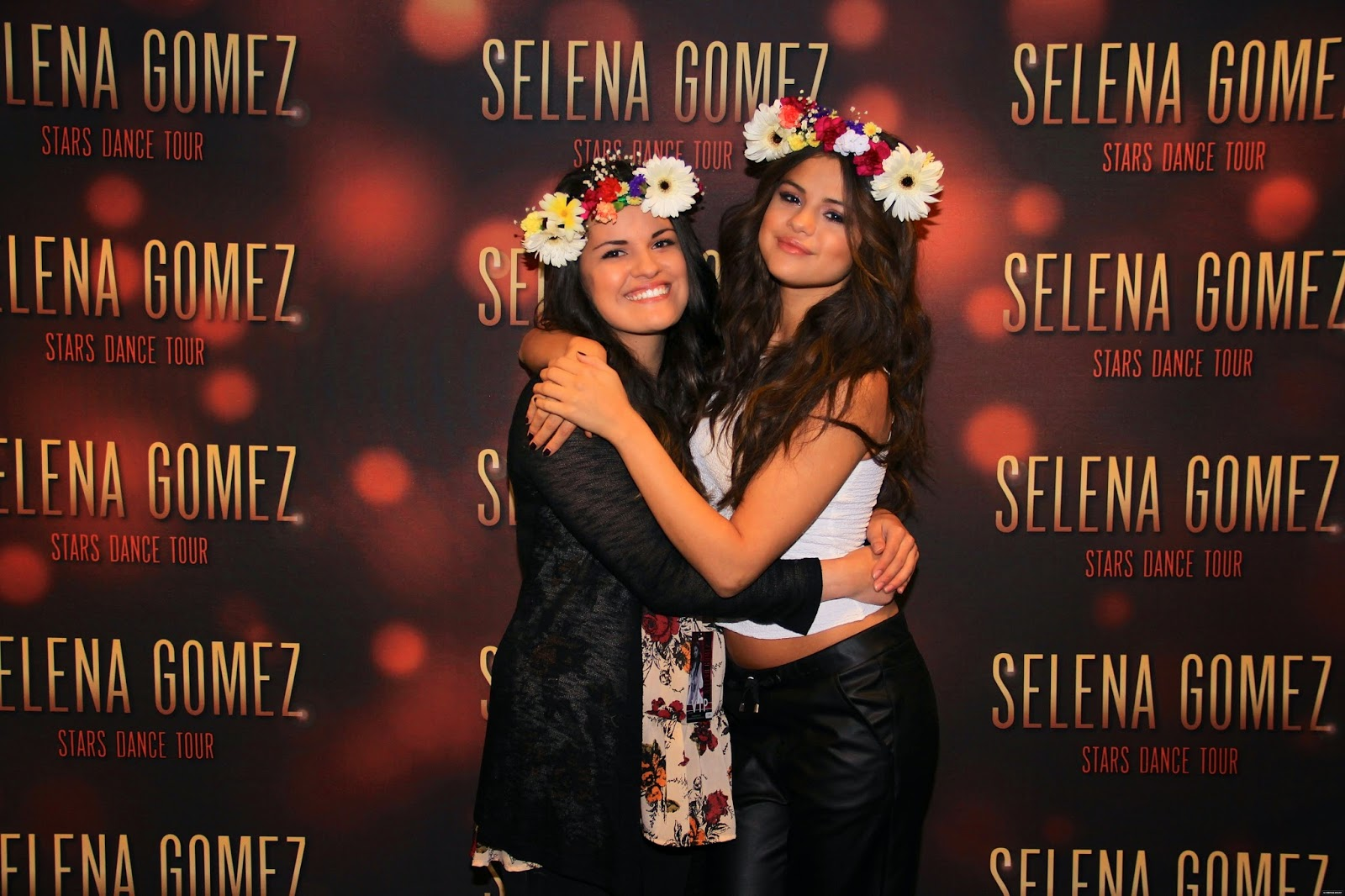 Selena Gomez Style Stars Dance World Tour Meet Greet San Jose