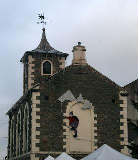 Keswick clock tower