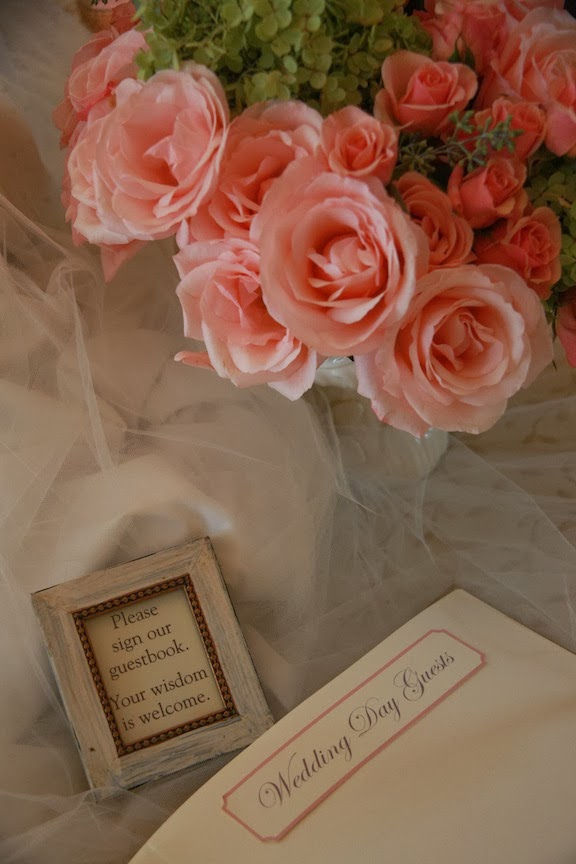 Rust Manor Wedding Detail Photo
