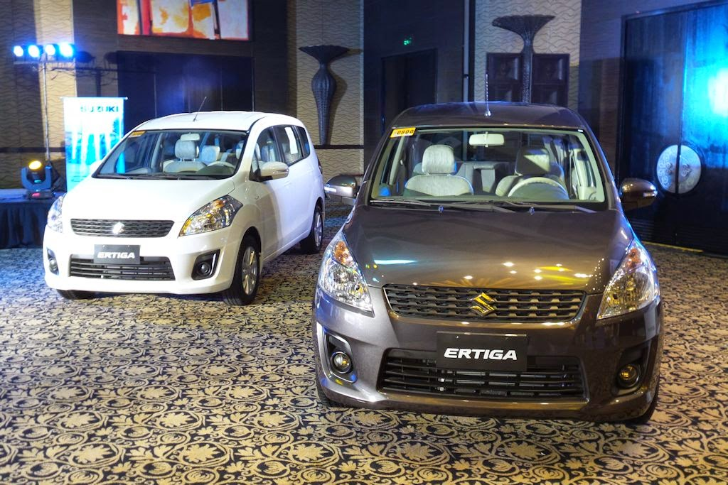 Suzuki Philippines Launches Ertiga W Specs Philippine Car News