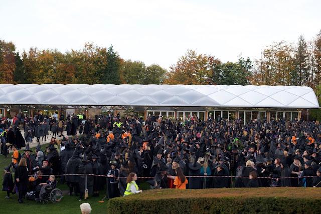 Alnwick Garden Halloween 2015