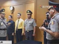 BG Dilantik sebagai Wakapolri Secara Tertutup, Wartawan Tidak Diundang Meliput