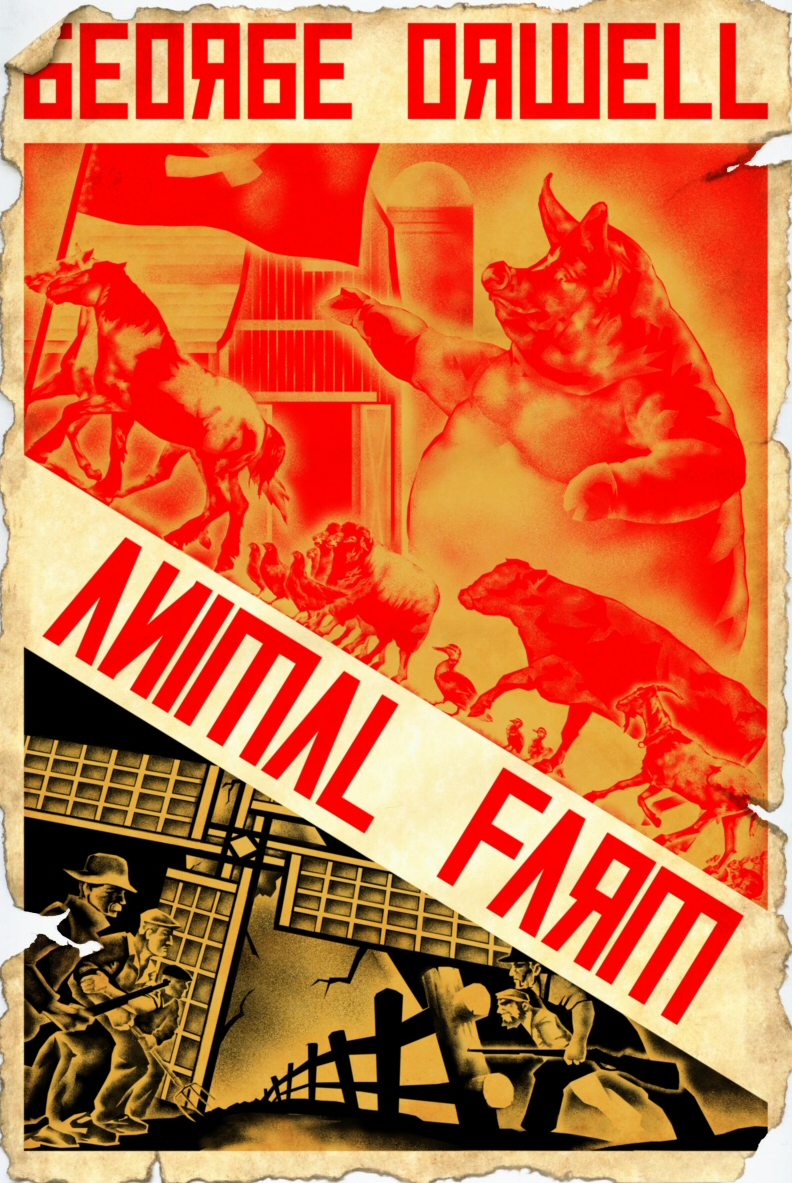 use of propaganda in animal farm essays Propaganda is used throughout george orwell's 'animal farm' to persuade the oblivious animals into supporting ideas where common sense should prevail.