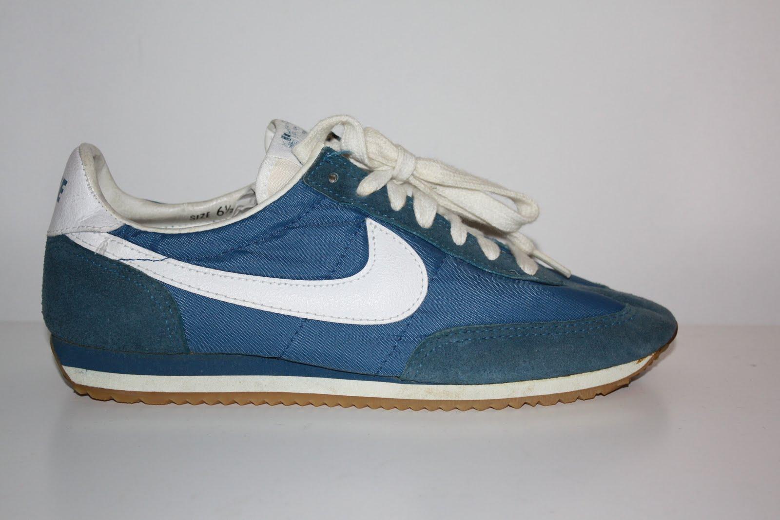 my vintage sneakers nike oceania 1983. Black Bedroom Furniture Sets. Home Design Ideas