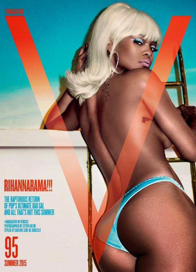 Rihanna en V Magazine
