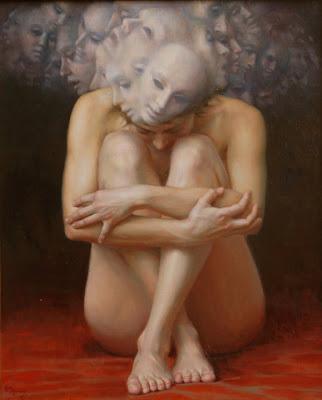 Alex Alemany de 1943 | hiperrealista y pintor simbolista
