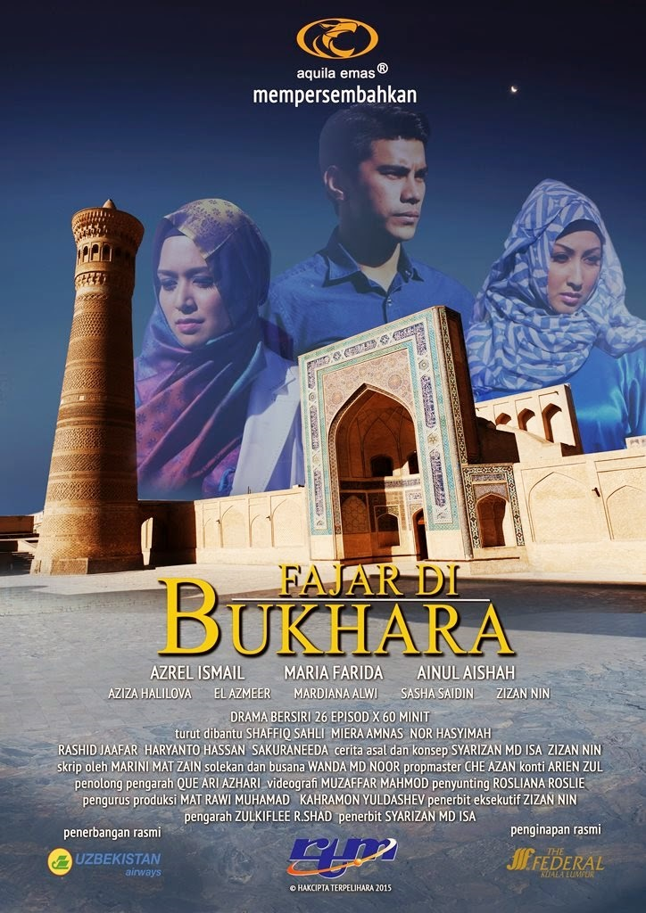 Fajar Di Bukhara