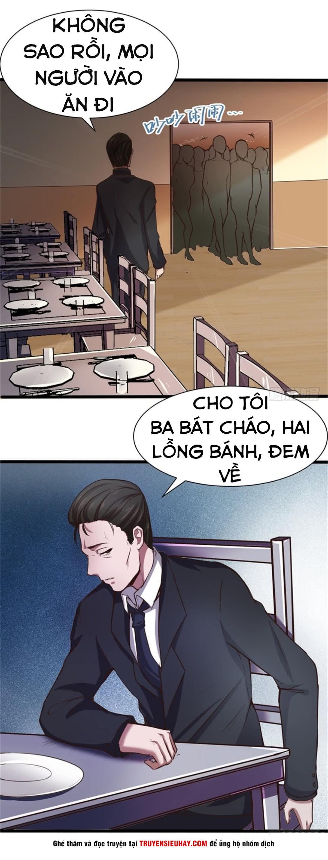 Đô Thị Âm Dương Tiên Y chap 2 - Trang 9