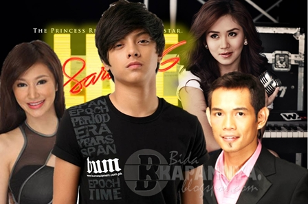 Daniel Padilla, Rufa Mae Quinto and Nonito Donaire on Sarah G Live! (January 6)