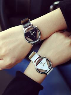 Jam tangan casual pria korea